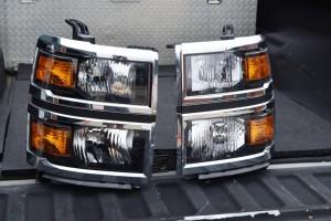 2014 2015 Chevrolet silverado headlights