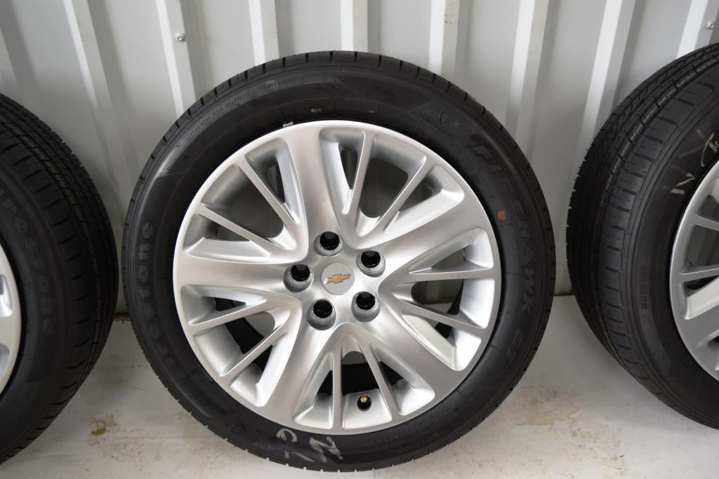 Chevy Impala OEM Wheels