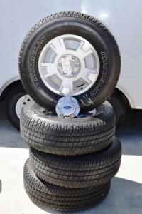 17 inch ford f150 wheels oem factory