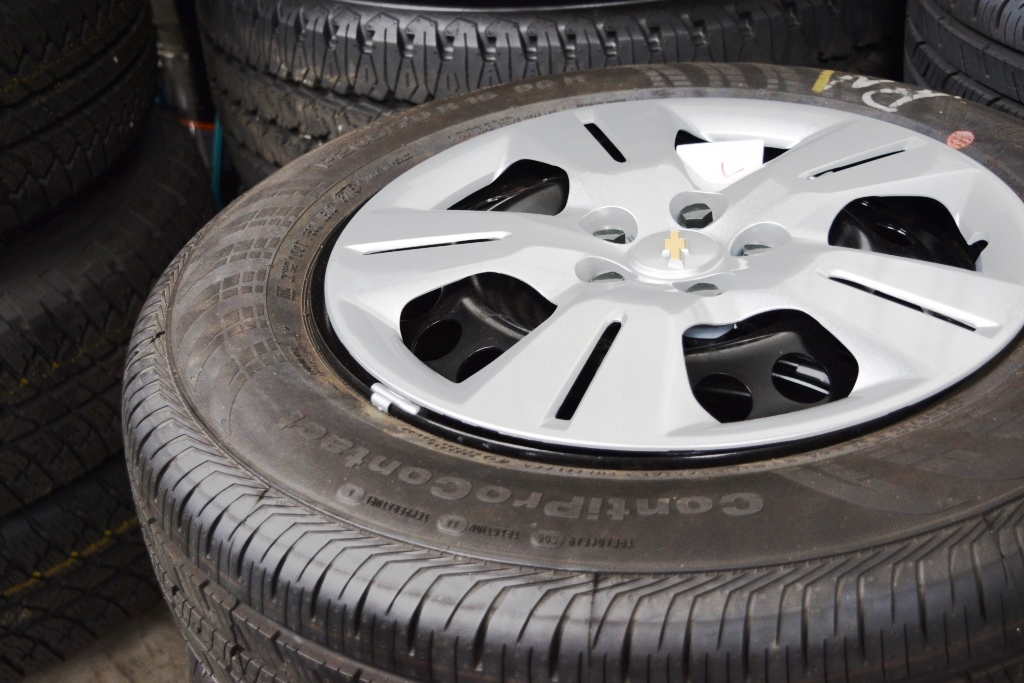 Chevy Trax Wheels 16 inch oem