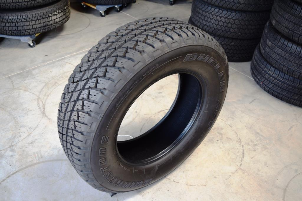 bridgestone dueler at 18 inch tires for sale