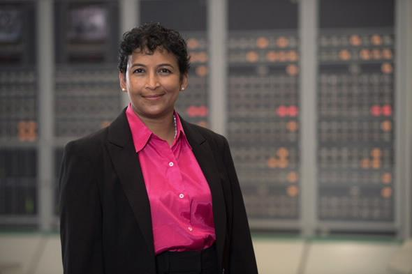 Turning challenge into opportunity: Pamela Naidoo-Ameglio