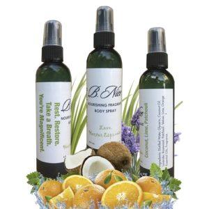 Nourishing Fragrant Body Spray Hector Espinosa Physic medium