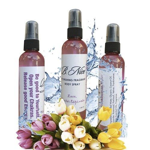 Nourishing Fragrant Body Spray Vanilla Frankincense By Hector L Espinosa