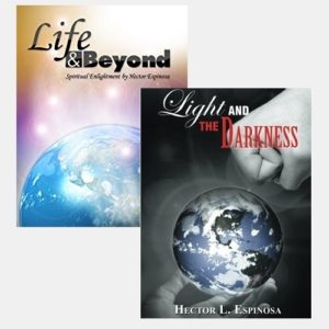 life and beyond and Life and the Darkness book Hector Espinosa Psysich Medium