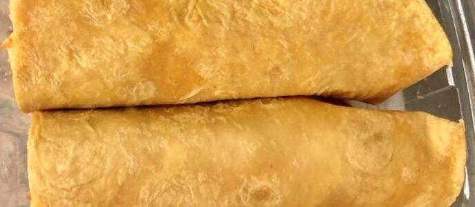 The Vegan Buffalo Chicken Wrap