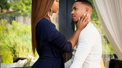 Andile Jali And Wife Nonhle Reportedly Separated After String of Marital Issues!