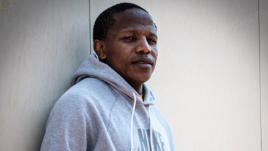 Pics! Chiefs' Manyama's BMW Badly Damaged As He Survives Car Accident