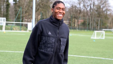 Semenya Reconfiguration? From Running Track to Football Pitch