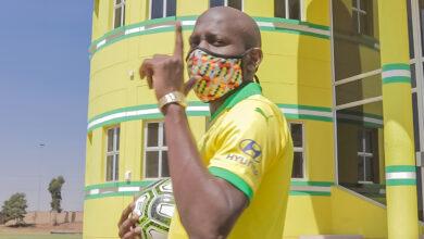 Aubrey Modiba Offers Mamelodi Sundowns Versality On the Left Flank