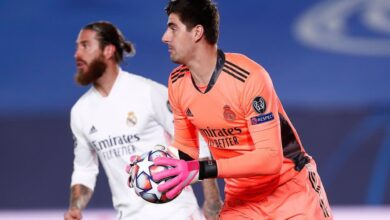 Real Madrid Goalkeeper Shares A Touching Tribute For Anele Ngcongca!