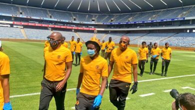 The MTN 8 Soweto Derby Semi-Final 1st Leg in Pictures!