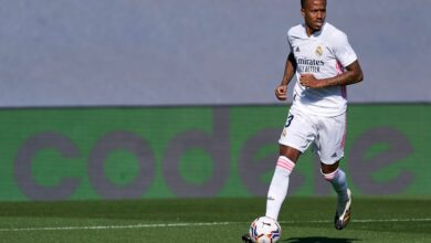 Real Madrid's Eder Militao Tests Positive for Covid-19!