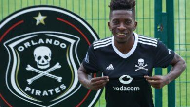 Orlando Pirates Sign Jean-Marc Masuku Mundele From as Vita!