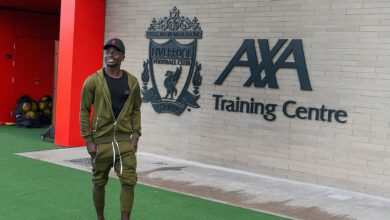 PICTURES - Liverpool's Brand-New AXA Training Centre!