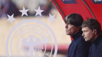 Joachim Low Stunned as Spain Hit Germany for SIX!