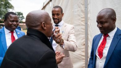 Tiyani Mabunda Supports the Bushiri's As They Receive Bail!