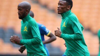 Mothobi Mvala Eager to Kick Start His Mamelodi Sundowns Career!