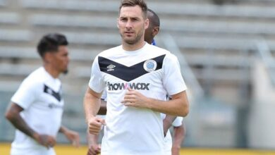 Here At SuperSport United We Don't Complain! - Ronwen Williams