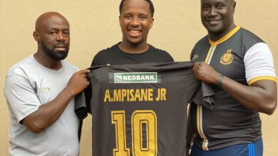 Andile Mpisane Makes His Royal AM Debut Over The Weekend!