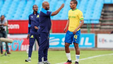 Manqoba Mngqithi Does Not Mind Peter Shalulile's Celebrations!