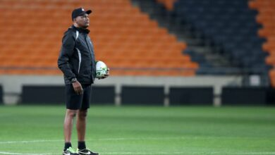 Molefi Ntseki Takes Responsibility For Bafana Bafana Failure!