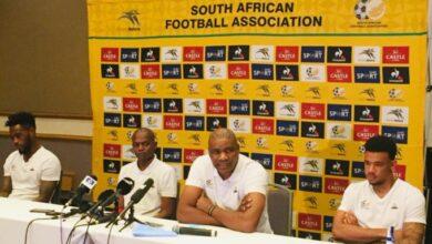 Molefi Ntseki Adds More Players To The Bafana Bafana Squad!