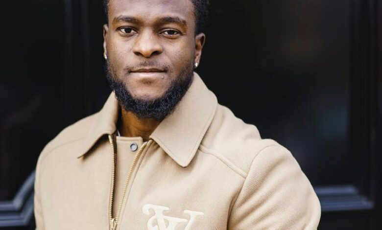 Check Out Pictures Of Nigerian Victor Moses In Designer Gear!