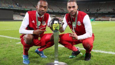 Tshakhuma Players Celebrate Their Nedbank Cup Triumph!