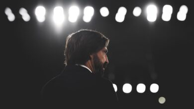 Andrea Pirlo Sacked By Juventus after One Season in Charge!