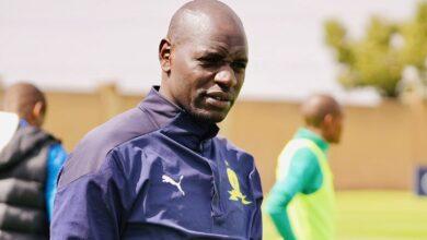 Dennis Onyango Believes That Mamelodi Sundowns Can Get Positive Result!