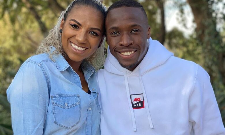 George Maluleka Sends Wife A Special Happy Birthday Message!