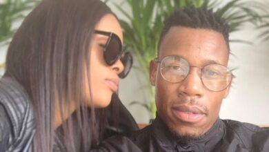 Happy Jele Sends His Wife An Emotional Birthday Message!