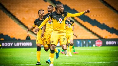 Lebogang Manyama Privileged To Score Hattrick For Kaizer Chiefs!