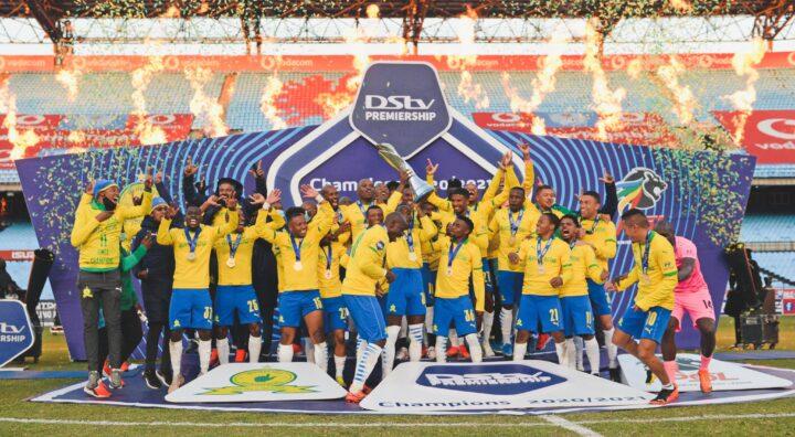De Reuck Embraces New Leadership Role at Bafana Bafana!