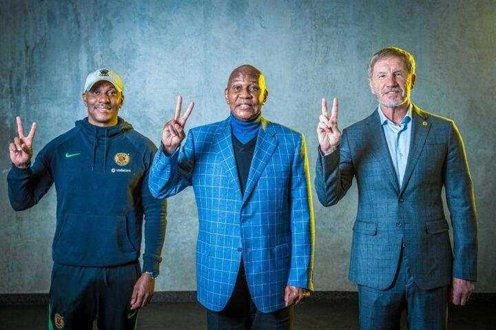 New Kaizer Chiefs Coach Stuart Baxter Braced For Tough Challenge!