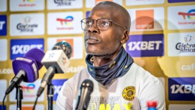 Arthur Zwane Wants To Win CAF Champions League For Kaizer Motaung!