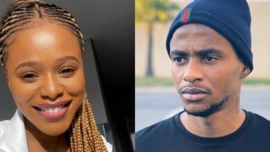 Thembinkosi Lorch And Natasha Tahane Deny Any Dating Rumours!