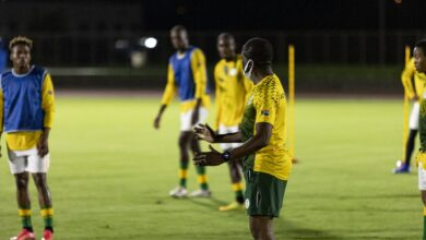 SA U-23 Coach David Notoane Expects Difficult Olympics for South Africa!