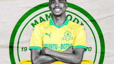 Mamelodi Sundowns Signs Sifiso Ngobeni from Bloemfontein Celtic!