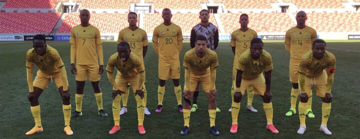 Bafana Bafana Camp Suffers Two More Positive Covid-19 Results!