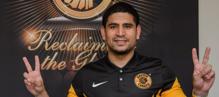 Reactions As Keagan Dolly Leaves Europe for Kaizer Chiefs!