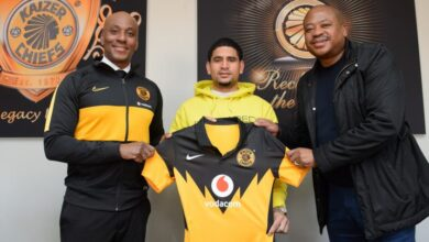 Kaizer Chiefs Sign Keagan Dolly and Cole Alexander!