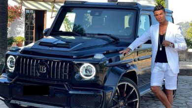 These Are the Fleet of Cars Cristiano Ronaldo Is Taking with Him to Manchester!