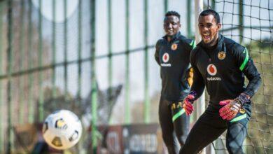 Brandon Petersen Feels Honoured to Be a Kaizer Chiefs Goalkeeper!