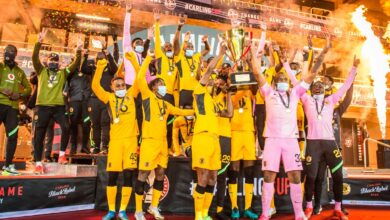 Kaizer Chiefs Defeat Orlando Pirates to Claim Carling Black Label Trophy!