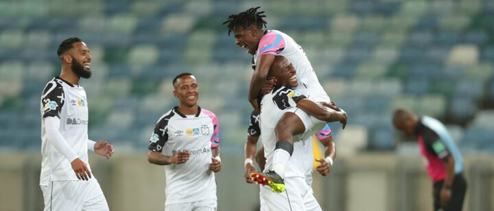 PSL Football Kicked Off with MTN 8 This Weekend!