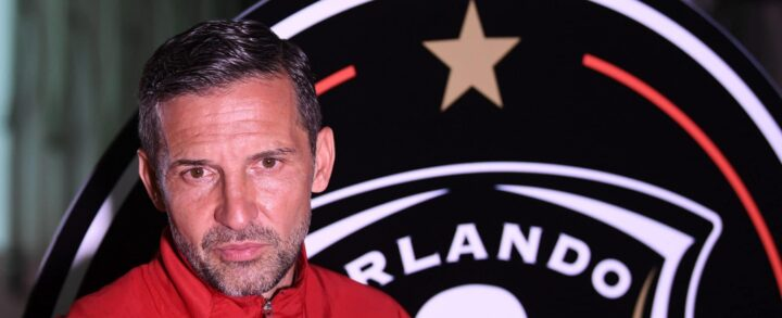 Josef Zinnbauer Resigns from Orlando Pirates Job!