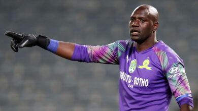 The Pressure at Mamelodi Sundowns Is Different to The Pressure at Other Clubs According to Dennis Onyango!