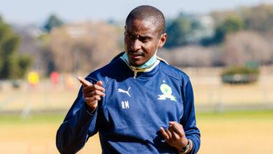 Rulani Mokwena Congratulates Mamelodi Sundowns on First League Win!